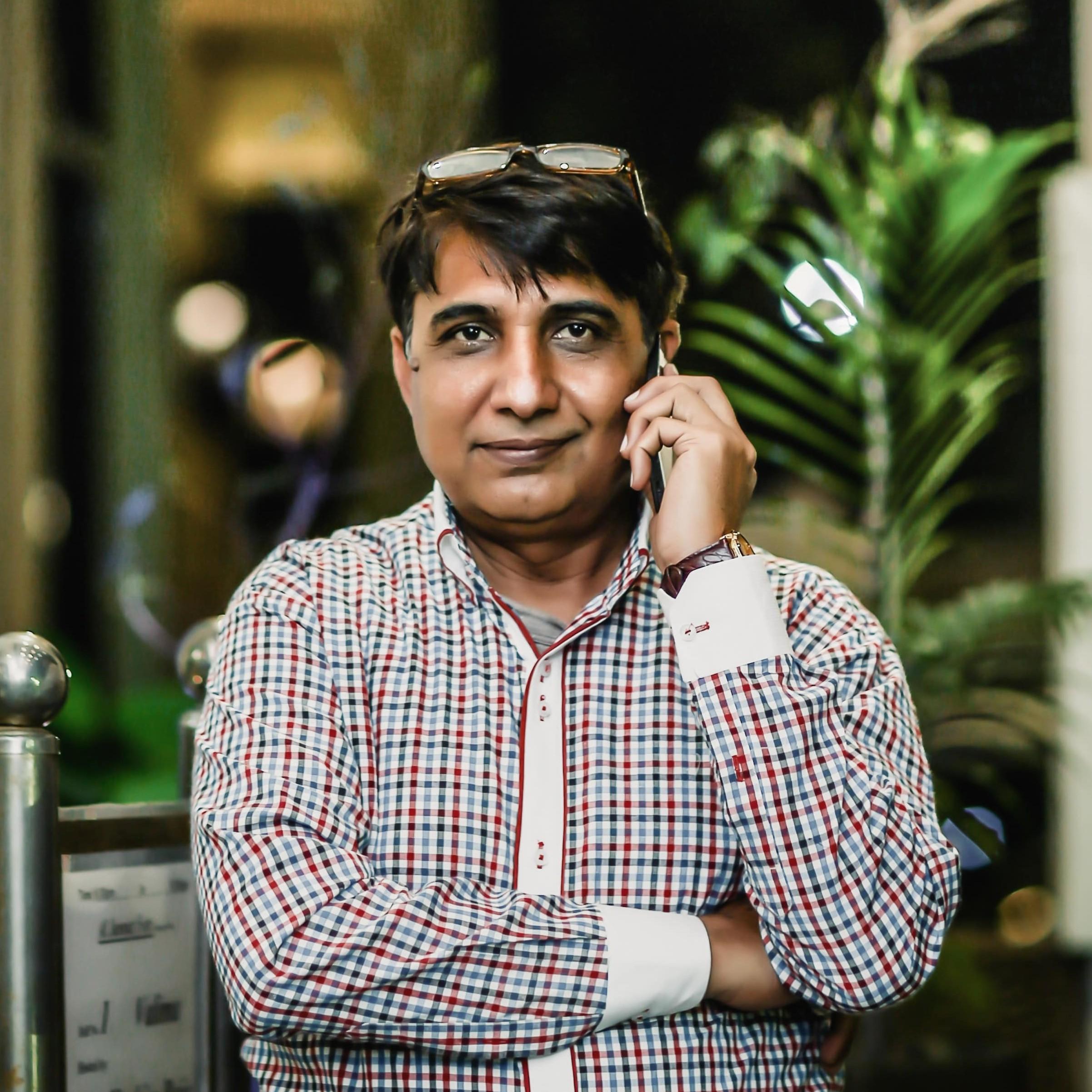 Mr. Kiran Kumar